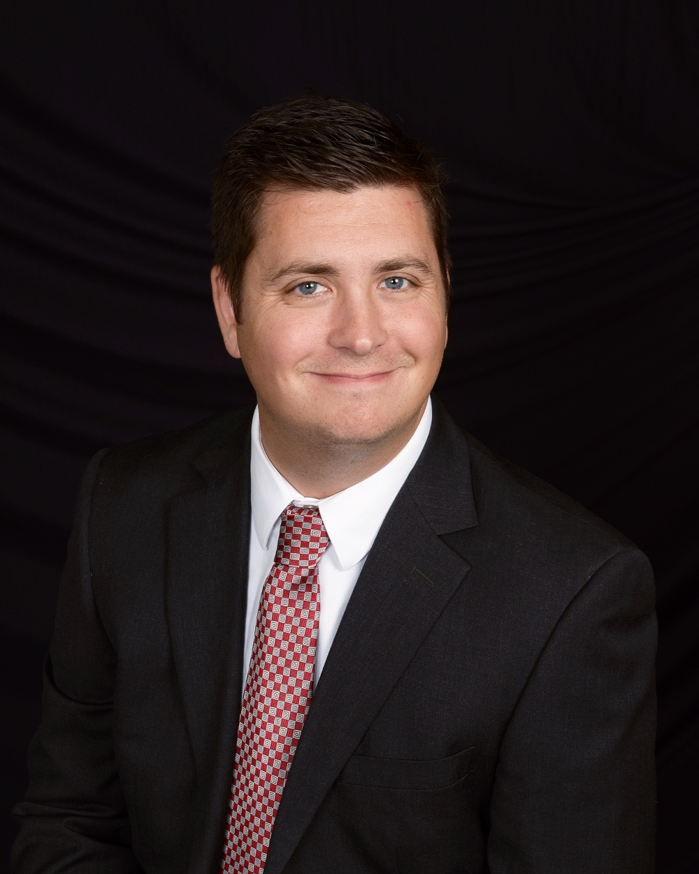 Senior Pastor Chris Guffey