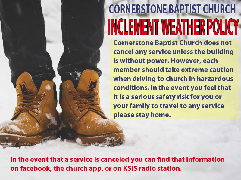 Safety footwear policy style guru fashion glitz for Inclement weather policy template