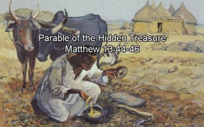 Parable of the Hidden Treasure (Matthew 13:44-46) – November 26th, 2017 – AM – Pastor Chris Guffey