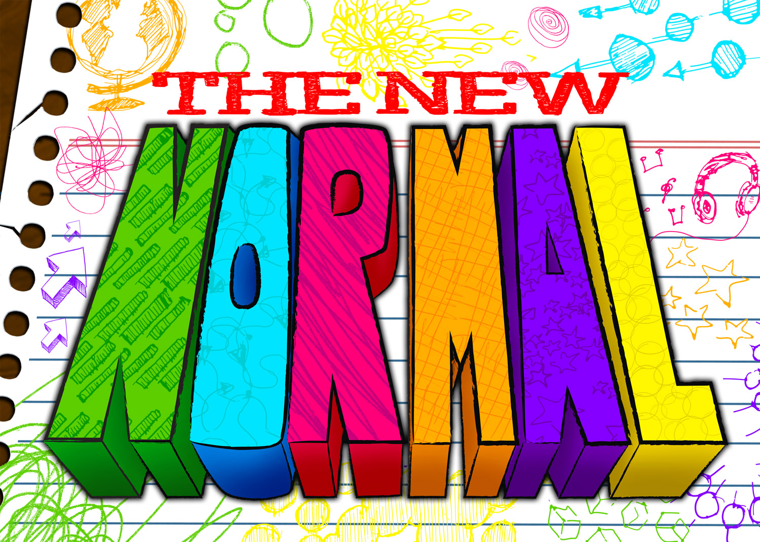 The New Normal Logo Medium Cornerstone Baptist Church